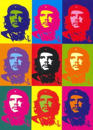 Andy Warhol - Che Guevara