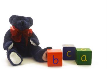 ABC Teddy (photo by weirdvis)