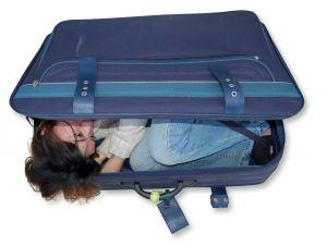 Girl in suitcase (photo byMaxMilli0n)