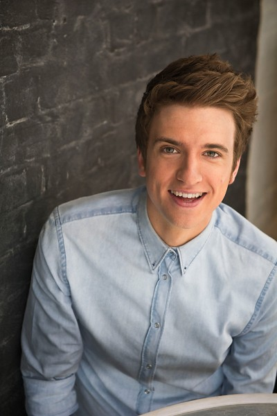 Greg James (photo used with permission)