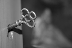 The Key To Your Success (photo by ClearlyAmbiguous)