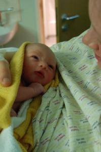A Newborn Rowan