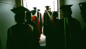 Academic procession (photo by Goodimages)
