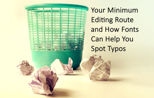 Your Minimum Editing Route