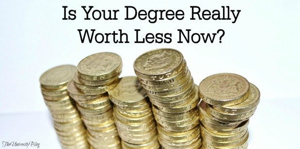 Is Your Degree Really Worth Less Now